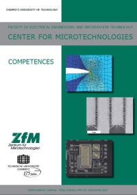cover of the competence brochure